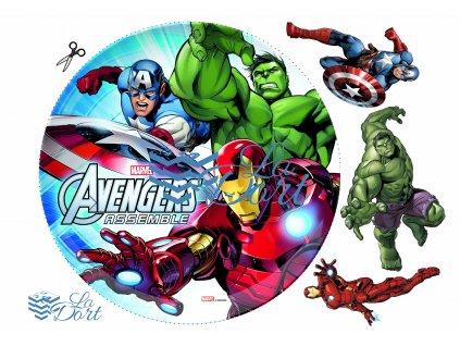 Avengers - Marvel - A4 - 00162