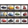 Auta - The Cars - A4 - 00080