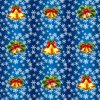 Sugar Stamps - A4 - Vánoce - nejméně 48 ks na archu - 00193