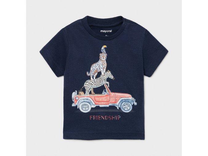 Chlapecké triko s krátkým rukávem Mayoral 1002
