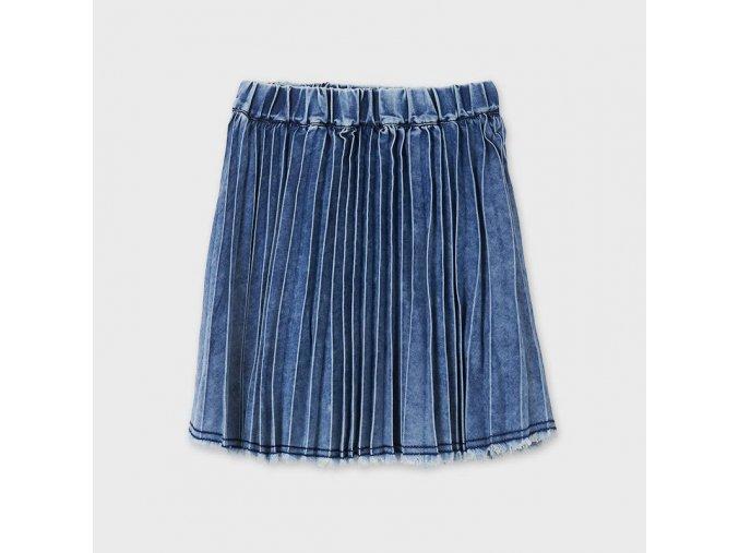 Dívčí riflová sukně Mayoral 6905