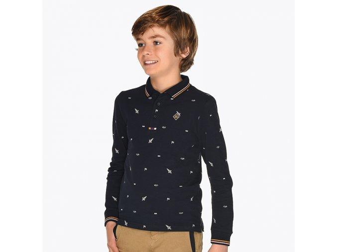 Chlapecké triko s dlouhým rukávem Mayoral 7114