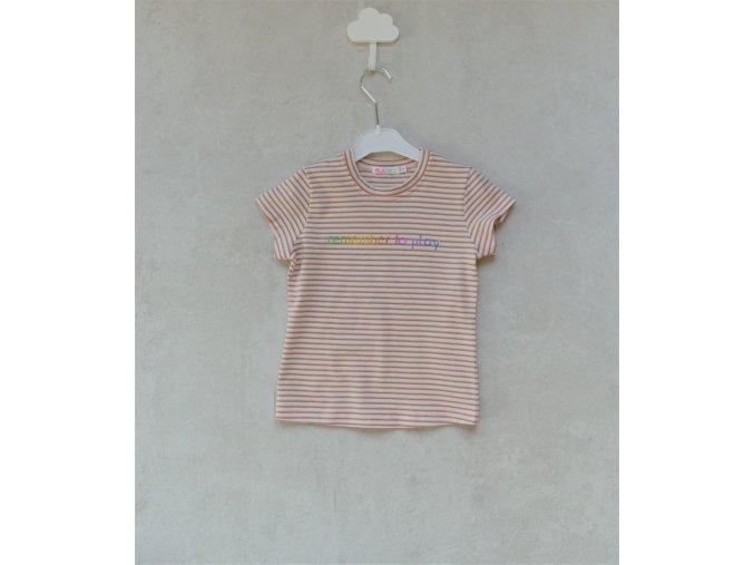 Dívčí triko s krátkým rukávem Nucleo