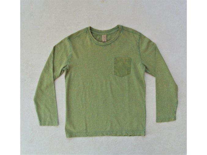 Chlapecké triko s dlouhým rukávem Nucleo