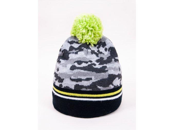 Chlapecká zimní čepice Julek YO! CLUB