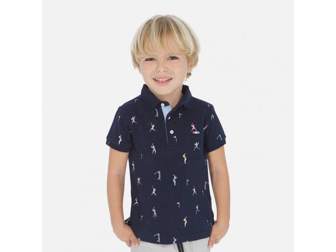 Chlapecké triko s krátkým rukávem Mayoral 3147