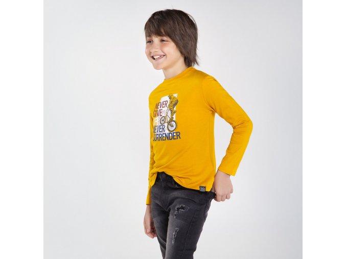 Chlapecké triko s dlouhým rukávem Mayoral 7057