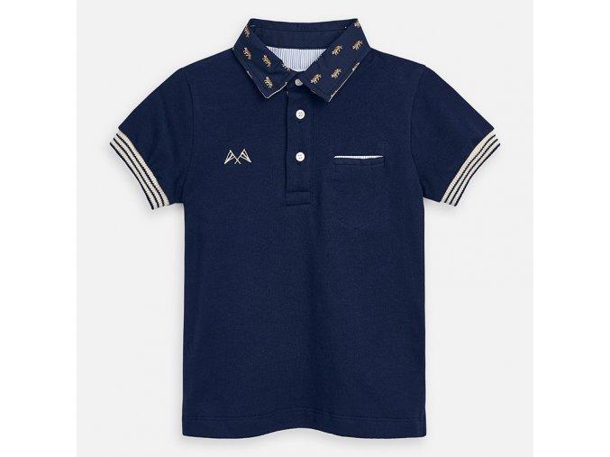 Chlapecké triko s krátkým rukávem Mayoral 3145