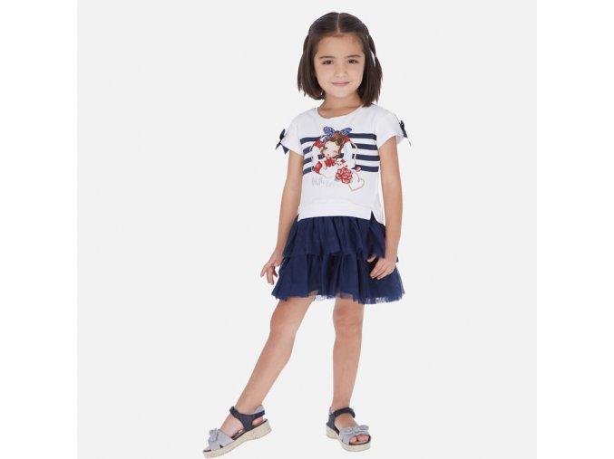 Dívčí letní šaty Mayoral 3958