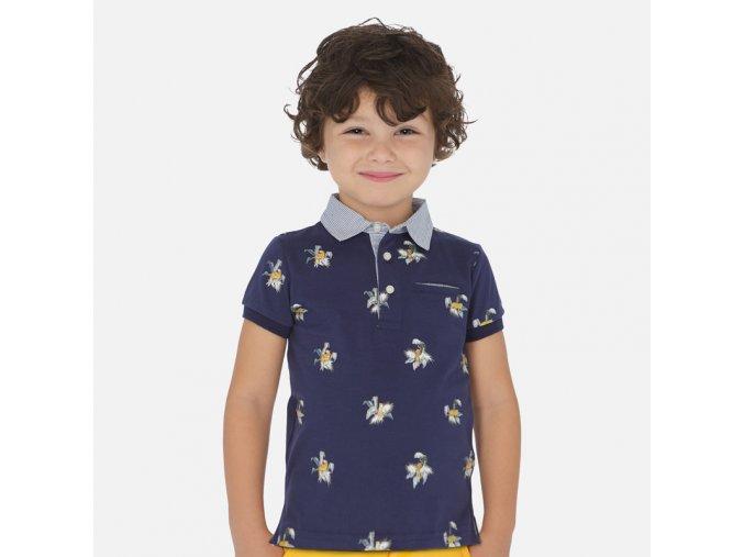 Chlapecké triko s krátkým rukávem Mayoral 3146