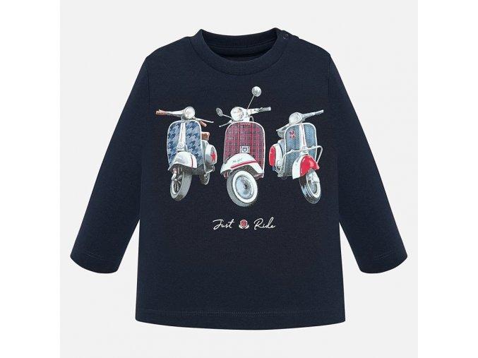 Chlapecké triko s dlouhým rukávem Mayoral 2028