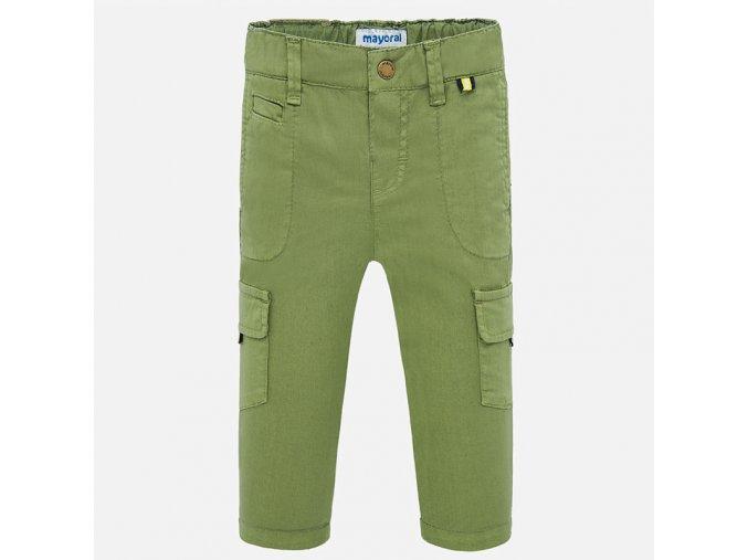 Chlapecké plátěné kalhoty Mayoral 1553