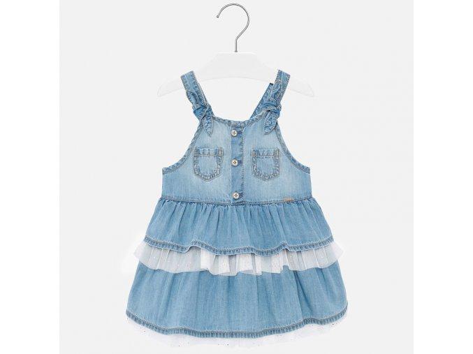 Dívčí riflové šaty Mayoral 1903