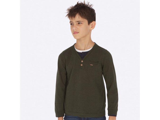 Chlapecký tenký svetr Mayoral 7312