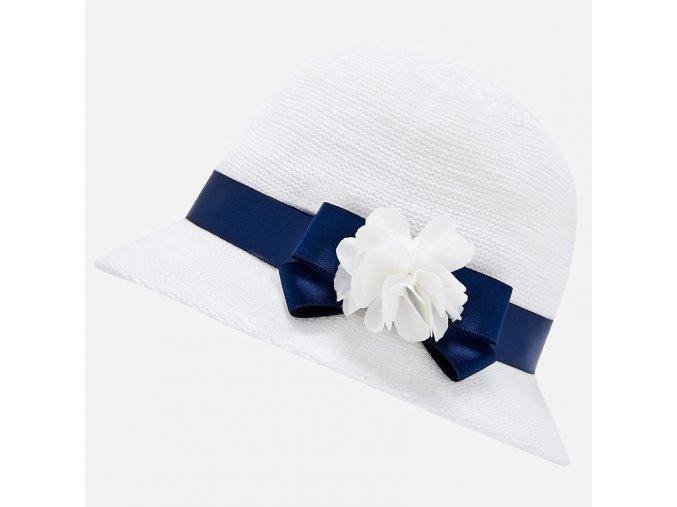 Dívčí letní klobouk Mayoral 9258