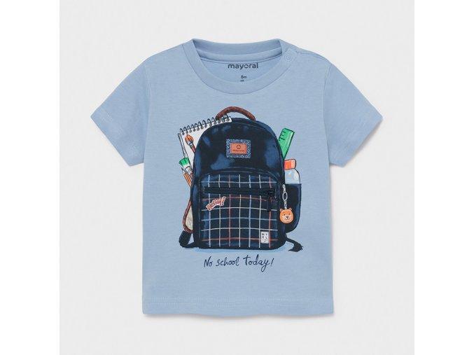 Chlapecké triko s krátkým rukávem Mayoral 1011