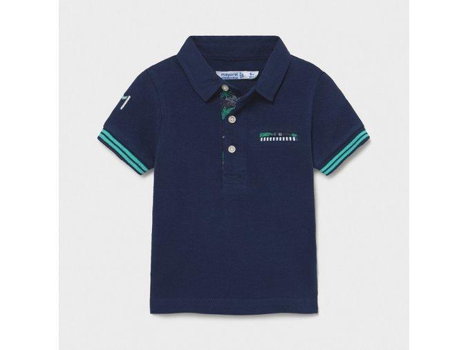 Chlapecké polo triko s krátkým rukávem Mayoral 1108