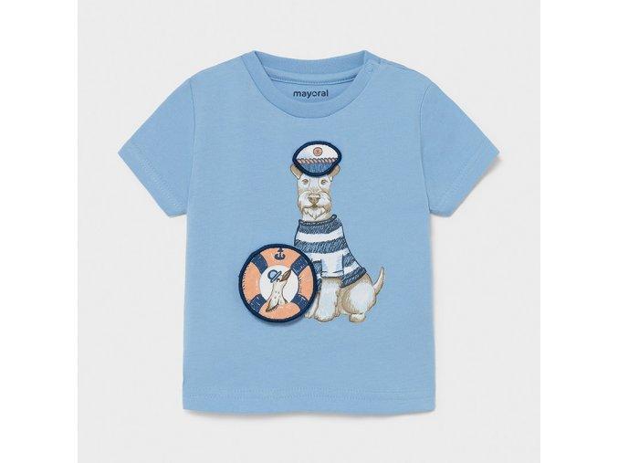 Chlapecké triko s krátkým rukávem Mayoral 1007
