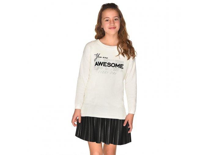Dívčí pletené šaty Mayoral 7941