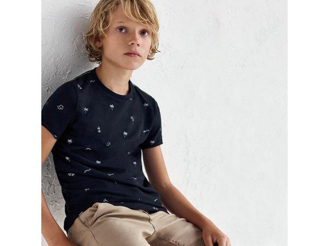 Chlapecké triko s krátkým rukávem Mayoral 6086