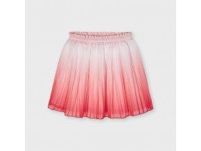 Dívčí letní skládaná sukně Mayoral 3907