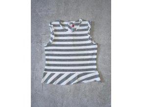 Dívčí letní triko bez rukávů Nucleo