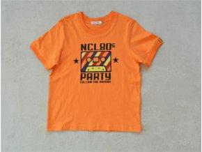 Chlapecké triko s krátkým rukávem Nucleo