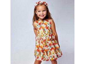 Dívčí letní šaty Mayoral 3929