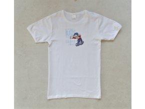Chlapecké triko s krátkým rukávem Nucelo