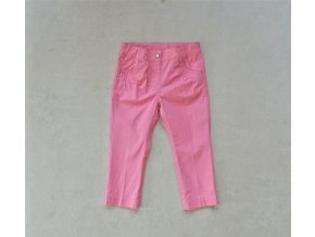 Dívčí letní plátěné kalhoty Nucleo