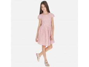 Dívčí letní šaty Mayoral 6959
