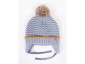 Chlapecká zimní čepice Amir YO! CLUB