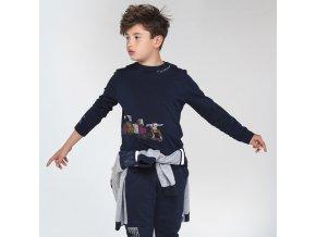 Chlapecké triko s dlouhým rukávem Mayoral 7055