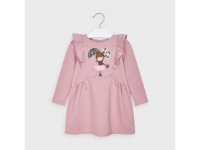 Dívčí šaty Mayoral 4982