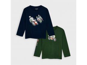 Chlapecké triko s dlouhým rukávem Mayoral 4047