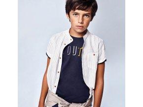 Chlapecké triko s krátkým rukávem Mayoral 840