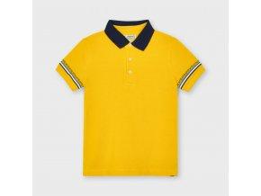 Chlapecké polo triko s krátkým rukávem Mayoral 3103