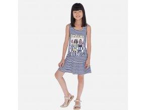 Dívčí letní šaty Mayoral 6987