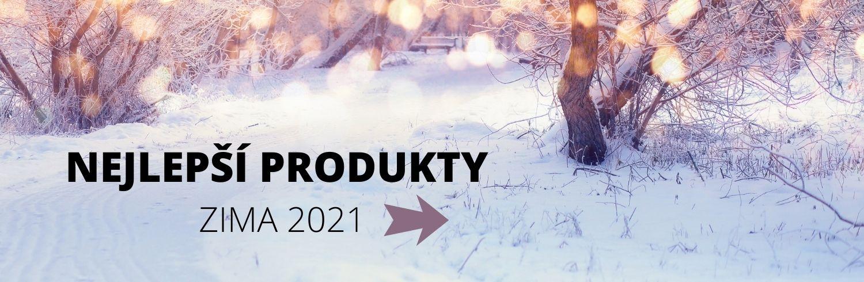 Zimní produkty 2021