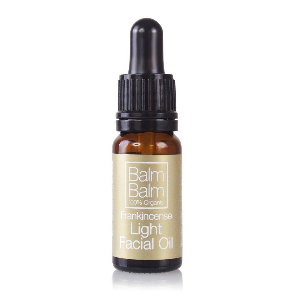 Balm Balm Lehký obličejový olej skadidlem – 10 ml