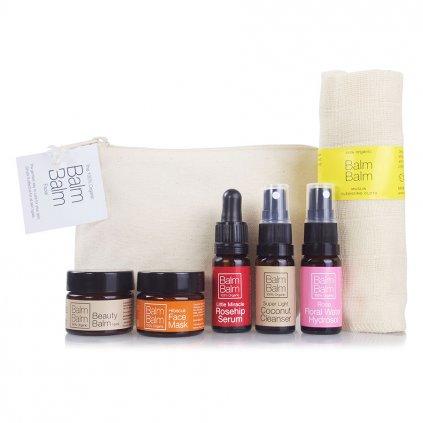 Balm Balm Starter Kit Organické péče na obličej