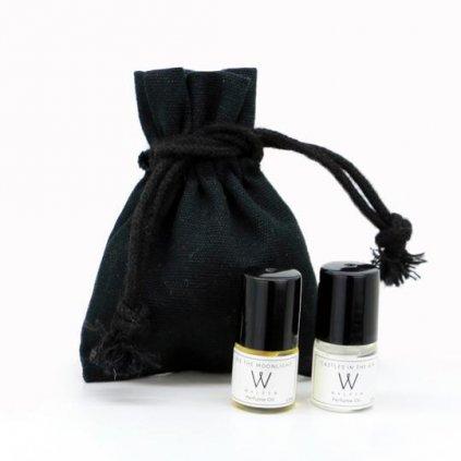 Walden Sada vzorků olejových parfémů 7x2ml