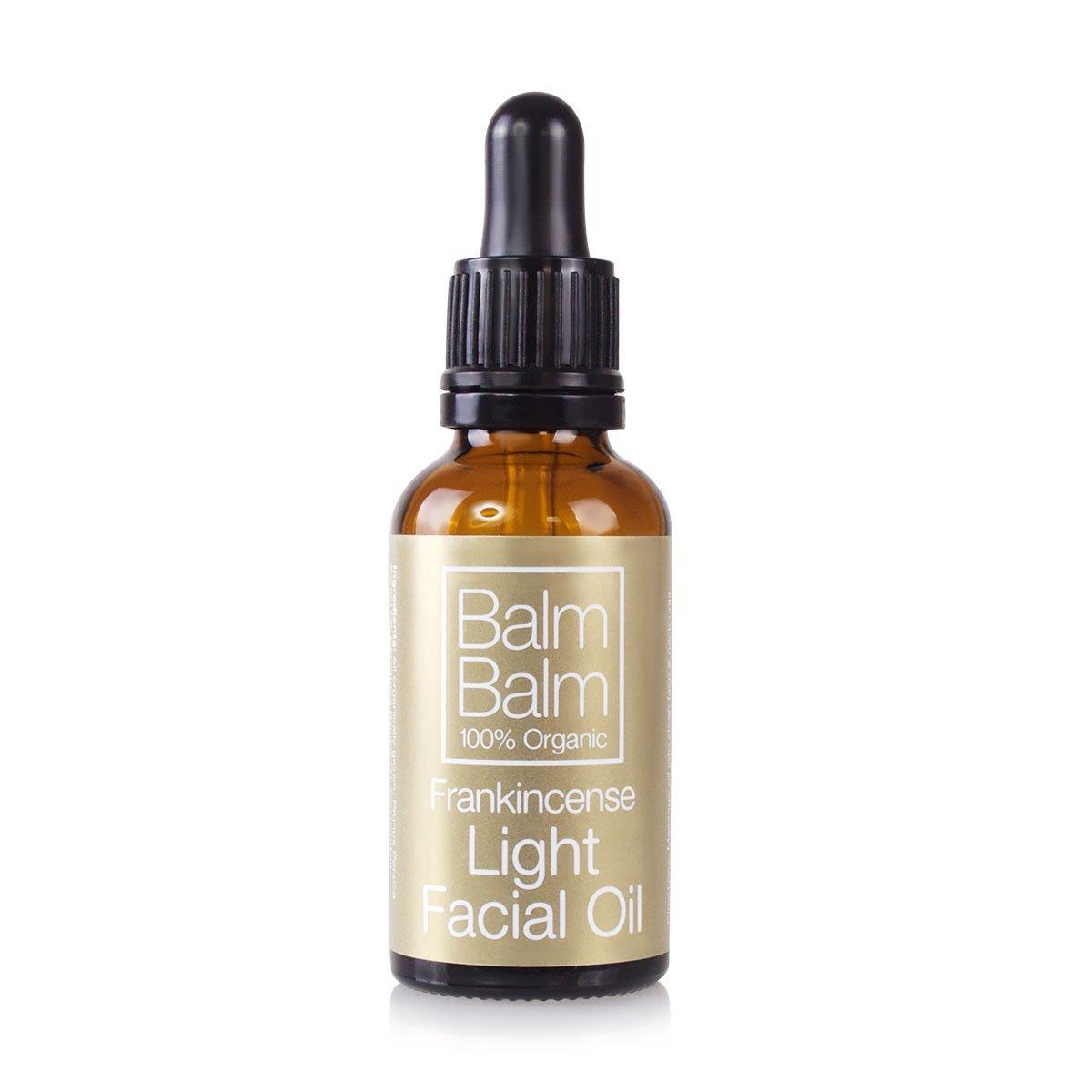 Balm Balm Lehký obličejový olej s kadidlem – 30 ml