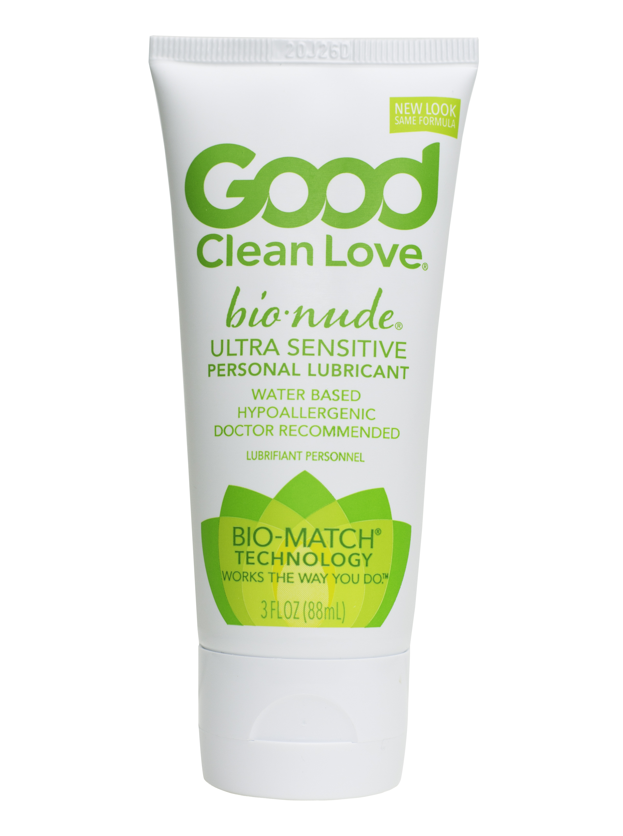 Good Clean Love Lubrikační gel BioNude 88,7 ml