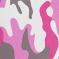 Růžová camo