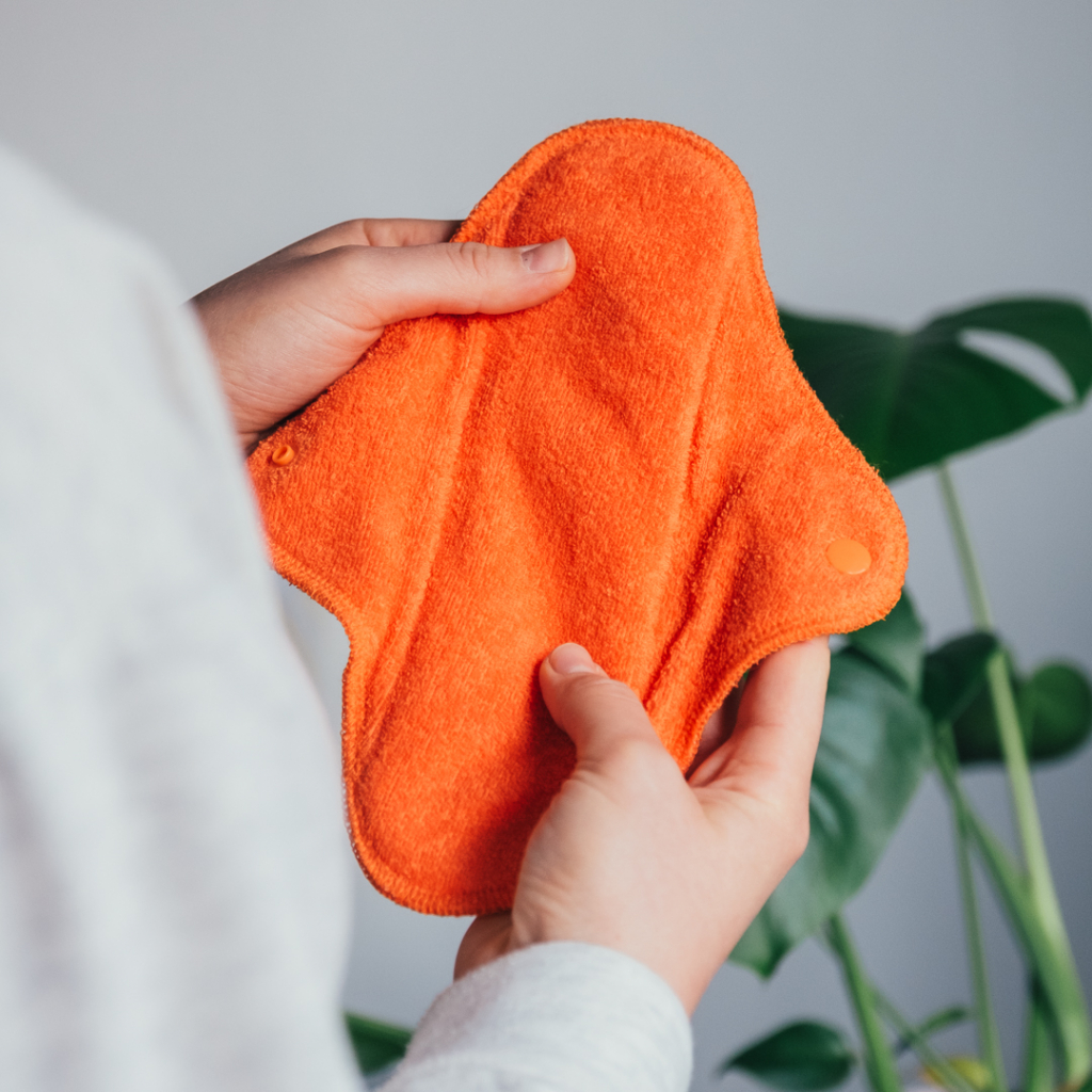 ladypad pantyliners oranzova