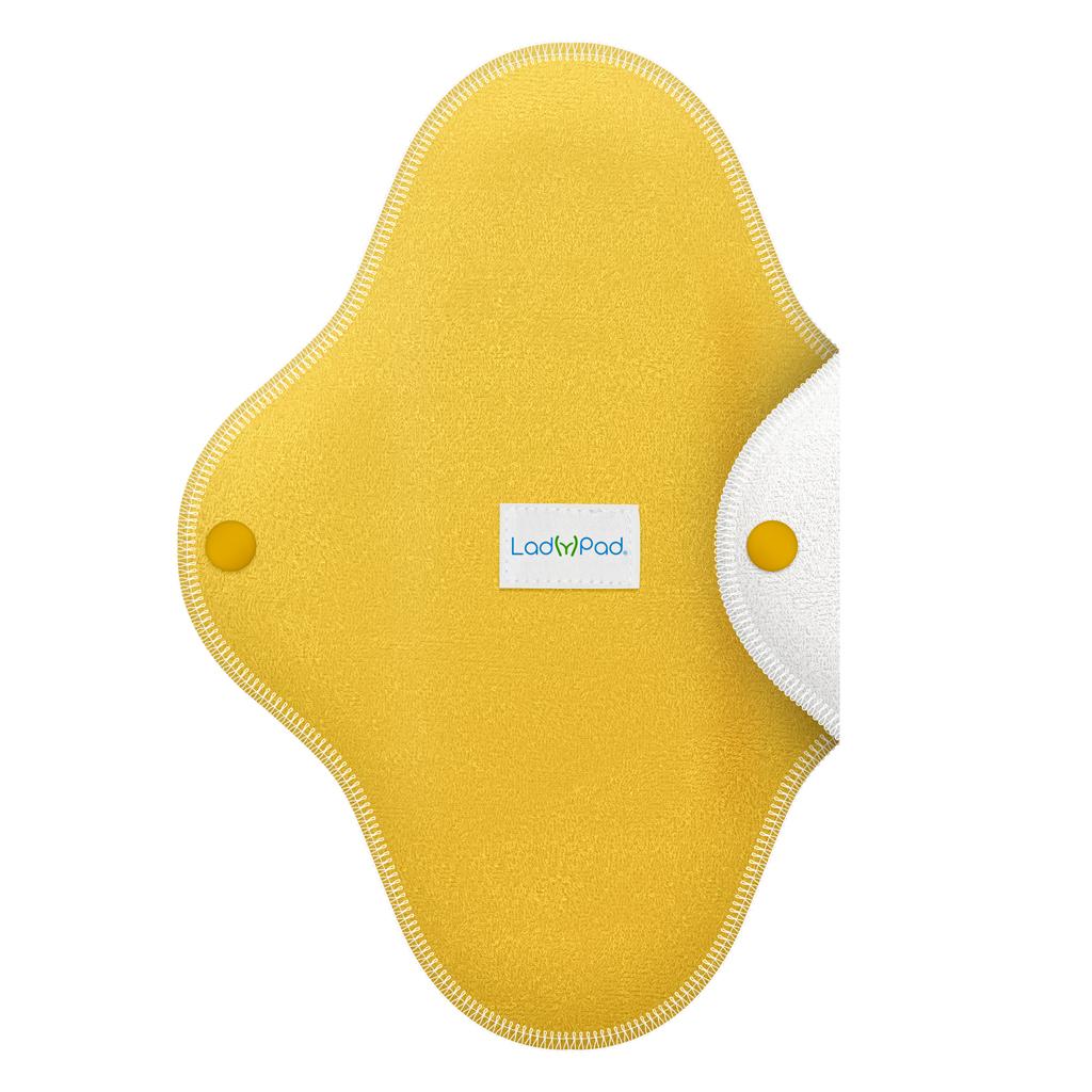 LadyPad polobarevná slipová vložka Slunečnice