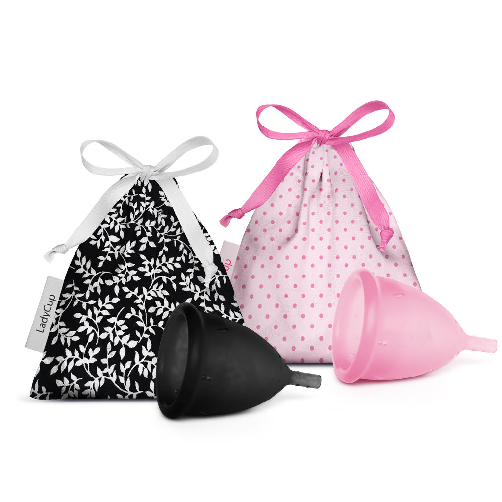 LadyCup DUO pack 2×L (velký)