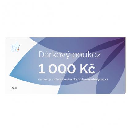 1024x1024px darkovy poukaz ladycup 1000 bily