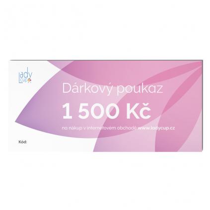 1024x1024px darkovy poukaz ladycup 1500 bily